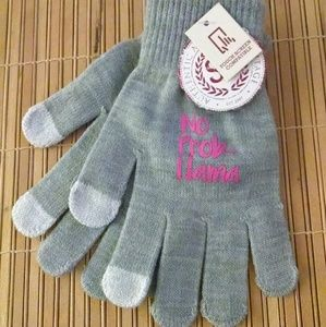 ⭐SO Women's Magic Gloves No Prob- Llama